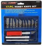 17-pc. Hobby Knife Set