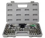 40-pc. Tap & Die Set - Metric