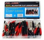 60-pc. Alligator Clip Assortment