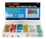 120-pc. Low Profile Mini Fuse