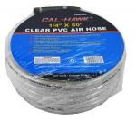 "1/4"" x 50' Clear PVC Air Hose"