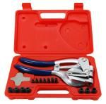 17-pc. Heavy Duty Power Punch Kit
