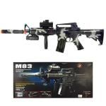M83 A2 Electric Airsoft Rifle - Camo