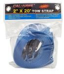 "2"" x 20' Tow Strap"