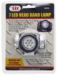 7 LED Head Band Lamp