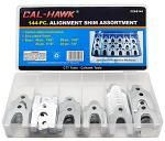 144-pc. Alignment Shim Assortment