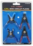 4-pc. Mini Circlip Pliers