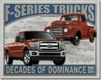 Ford F-Series Tin Sign