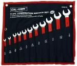 11-pc. Combination Wrench Set - SAE