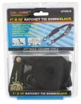"1"" x 15' Ratchet Tie Down - Black"