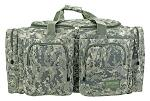 Camping Duffle Bag Medium - Digital Camo