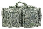 Camping Duffle Bag Medium - Digital Camo