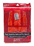 High Visibility ANSI Safety Vest - Large