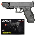 P.698 Plus Spring Airsoft Handgun