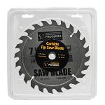 "7-1/4"" 24 Teeth Carbide Tip Saw Blade"