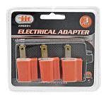 3-pc. Electrical Adapter
