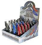 24-pc. Spring Assist Bat Knife Set