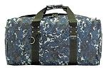 The Duffle Bag - Blue Digital Camo