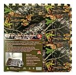 "24"" x 24"" Camo Shop Floor Mat Set"