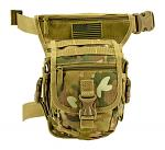 Tactical Hip Bag - Multicam