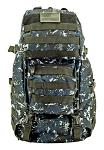 Tactical Readiness Pack - Blue Digital Camo