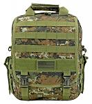 Tactical Traveler - Green Digital Camo