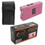Survivor High Voltage Stun Gun - Pink