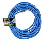 50' Extension Cord - Blue