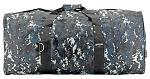 "30"" Cargo Duffle Bag - Blue Digital Camo"