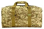 The Duffle Bag - Desert Digital Camo