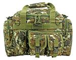 A-10 Duffle Bag - Green Digital Camo