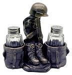 Remembrance - Salt and Pepper Holder