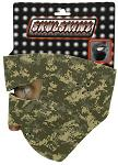 SkulSkinz Neoprene Face Mask - ACU Digital Camo