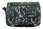 Messenger Bag - Blue Digital Camo