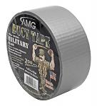 "2"" x 60 yd. Silver Duct Tape"