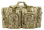 Camping Duffle Bag - Desert Digital Camo