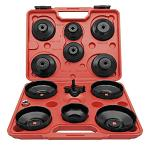 13-pc. Cap Type Oil Filter Wrench Set