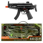 Dual Powered Airsoft Mini Machine Guns
