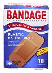 "10-pc. 2""x4"" XL Self-Adhesive Bandages"
