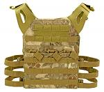 Junior Padded Tactical Vest - Desert Python Camo