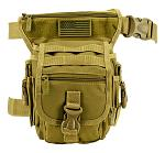 Tactical Hip Bag - Desert Tan