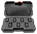 7 - pc. Universal Impact Socket Set