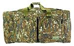 Camping Duffle Bag Large - Green Digital Camo