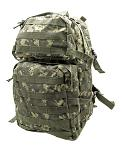 Large MOLLE Tactical Backpack - ACU Digital Camo