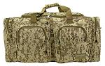 Camping Duffle Bag Medium - Desert Digital Camo