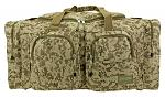 Camping Duffle Bag Large - Desert Digital Camo