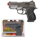 War INC CS45 Spring Airsoft Pistol - Clear Smoke