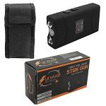 Survivor High Voltage Stun Gun - Black