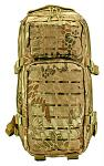 Medium Assault Tactical Backpack - Desert Python Camo