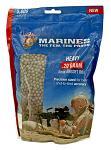 5,000 - ct. Marines Airsoft BB's